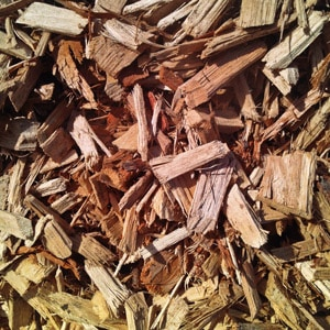 Double Ground Natural Mulch